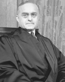 Supreme Court Justice Felix Frankfurter. © BETTMANN/CORBIS. REPRODUCED BY PERMISSION.