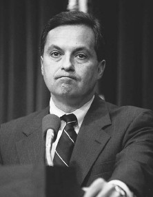 Attorney General of New York, Dennis Vacco, defended his state