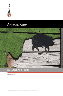 Animal Farm eNotes Lesson Plan content