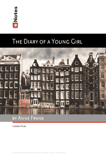 Anne Frank: The Diary of a Young Girl eNotes Lesson Plan content