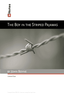 The Boy in the Striped Pajamas eNotes Lesson Plan content