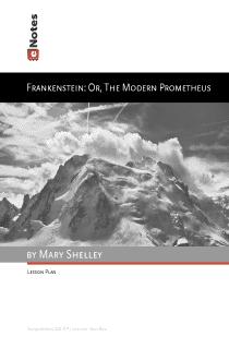 Frankenstein eNotes Lesson Plan content