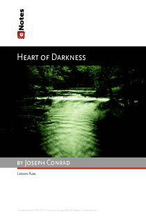 Heart of Darkness eNotes Lesson Plan content