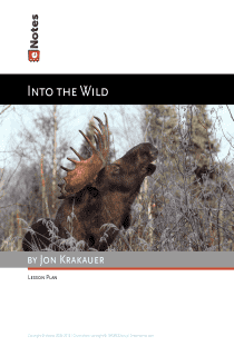 Into the Wild eNotes Lesson Plan content