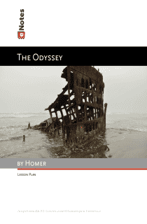 The Odyssey eNotes Lesson Plan content