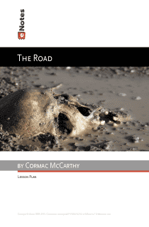 The Road eNotes Lesson Plan content