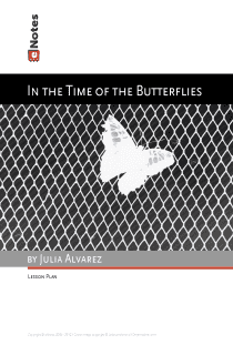 In the Time of the Butterflies eNotes Lesson Plan content