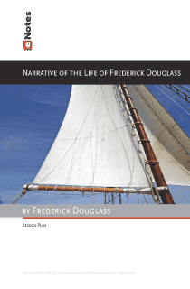 an analysis of gender discrimination of slaves in narrative of the life of frederick douglass Frederick douglass and the work of freedom: hegel's master-slave dialectic in the fugitive slave narrative - volume 21 - leonard cassuto  including laws against starving slaves, protecting slave life and limb, and the like  see also stanley elkins's controversial analysis (and the many debates that it.