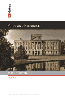 Pride and Prejudice eNotes Lesson Plan content
