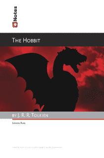 The Hobbit eNotes Lesson Plan content