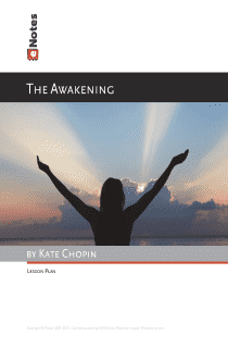 The Awakening eNotes Lesson Plan content