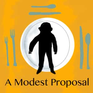 a modest proposal summary 2 2017-7-27  a modest proposal for preventing the children of poor people in ireland, from being a burden on their  2 importuning: persistently annoying or intrusive.