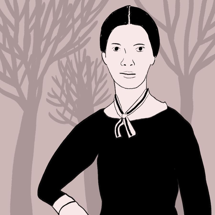 Help with Emily dickinson?