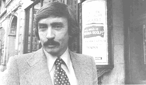 Edward Albee at Boston