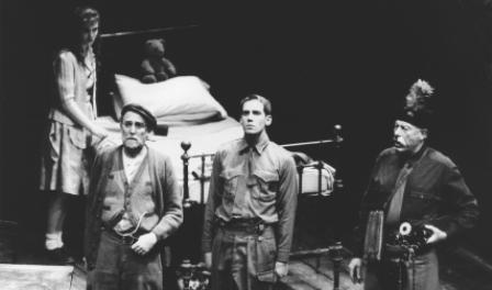 A Stage Production of Behan