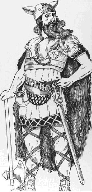 Picture of a Viking