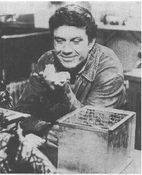From the film Charly, an adaptation of Flowers for Algernon, starring Cliff Robertson, 1968.