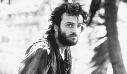 Aidan Quinn played the title role in Crusoe, the 1989 film version of Defoe