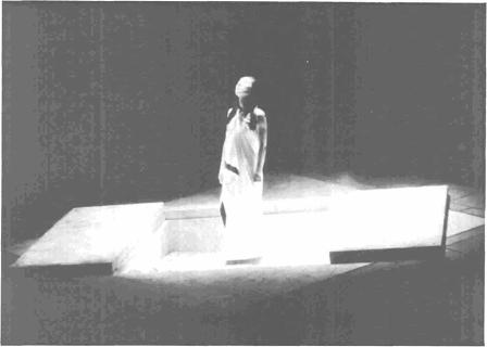 Scene in University of Washington theatre production (1998)