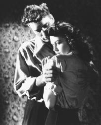 Burt Lancaster and Ava Gardner in the 1946 film adaptation of The Killers