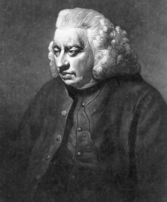 Samuel johnson essays pdf
