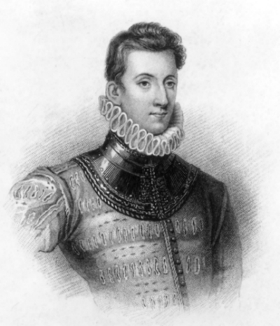 Sir Philip Sidney early life