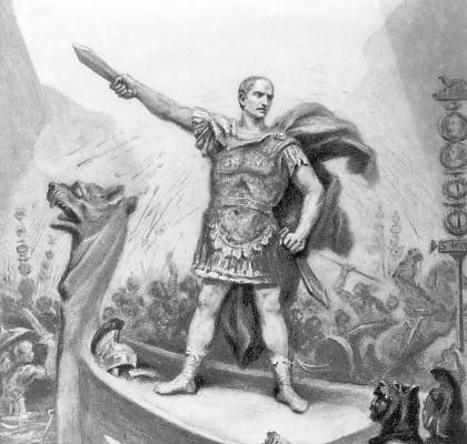 a biography and life work of gaius julius caesar an ancient roman emperor Roman emperor gaius caesar, or caligula, was the great-great grandson of julius caesar, ruler of the roman empire learn more at biographycom.