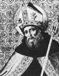 Augustine. Reproduced by permission of the Library of Congress.
