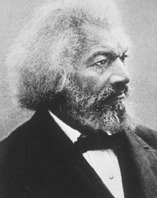 Frederick Douglass. The Library of Congress.