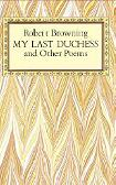 My Last Duchess Overview