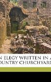Elegy Written in a Country Churchyard Overview