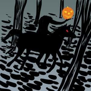 Ichabod Crane in The Legend of Sleepy Hollow