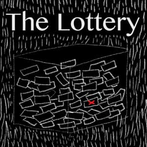 the lottery ticket short story essay When shirley jackson's chilling story the lottery was first published in 1948 in the the new yorker, readers were disgusted, curious, and bewildered.