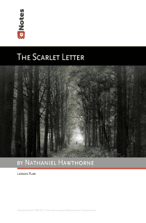 Suffering punishment and redemption in the scarlet letter by nathaniel hawthorne