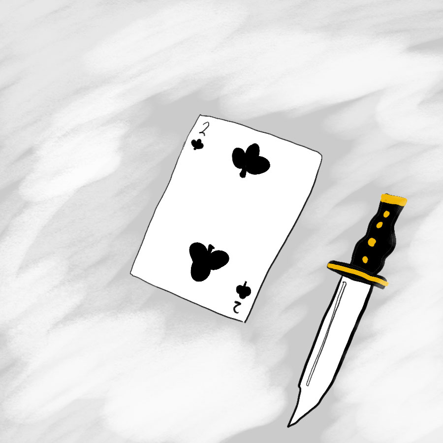 The outcasts of poker flat brief summary