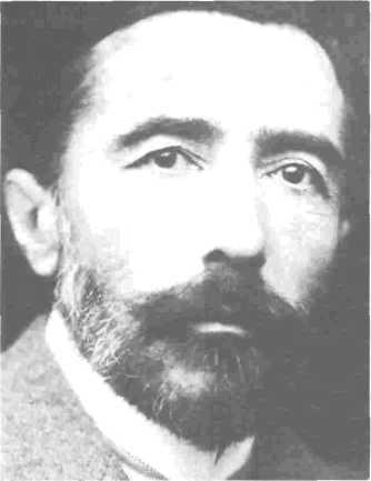 A biography of joseph conrad