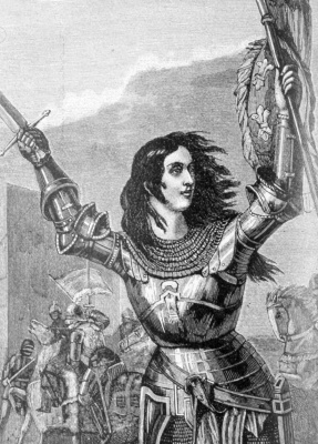 A literary analysis of joan of arc in literature by dostoevsky