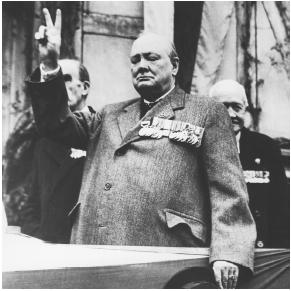 Research paper on winston churchill